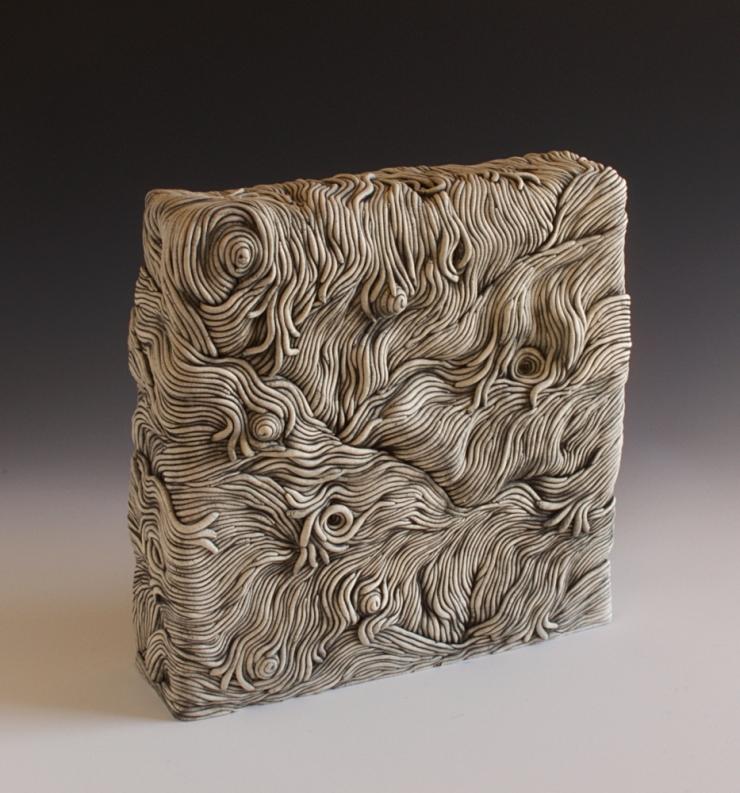 Ceramic, sculpture, coils, clay, art, Erik, Gellert, Erik Gellert, Erik H Gellert, Erik Hubert Gellert